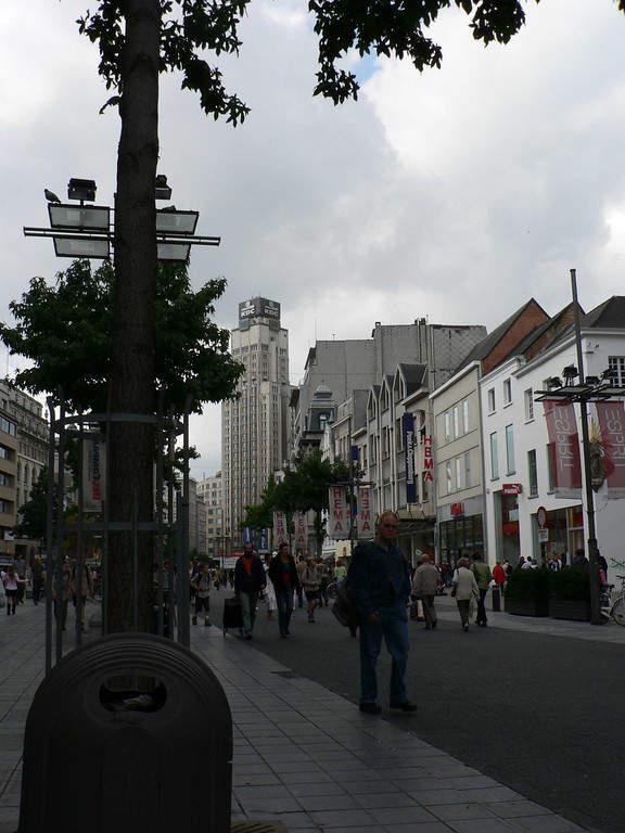 Calle de Amberes
