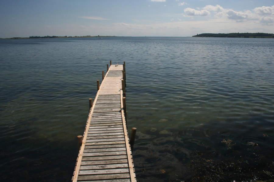 Muelle en Faaborg
