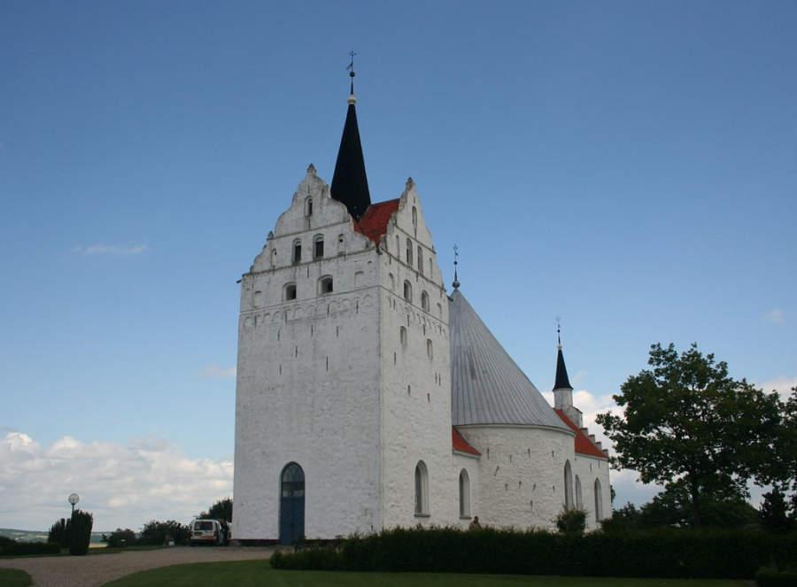 Iglesia en Faaborg