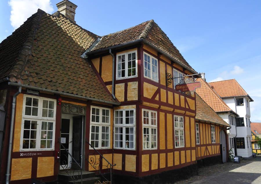Den Gamle Gaard, museo en Faaborg