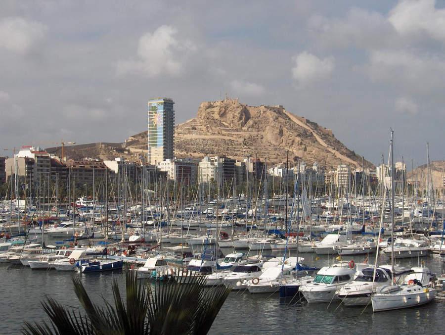 Marina en Alicante