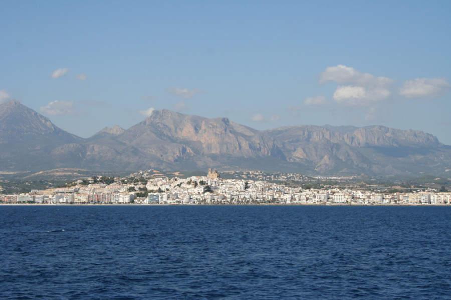 Vista panorámica de la ciudad de Alicante