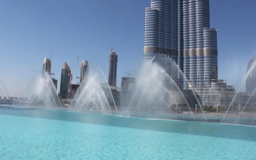 Galer a de fotos de dubai united arab emirates for Espectaculo de dubai fashland