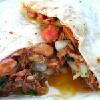 Burritos de machaca,Reynosa, Mexico