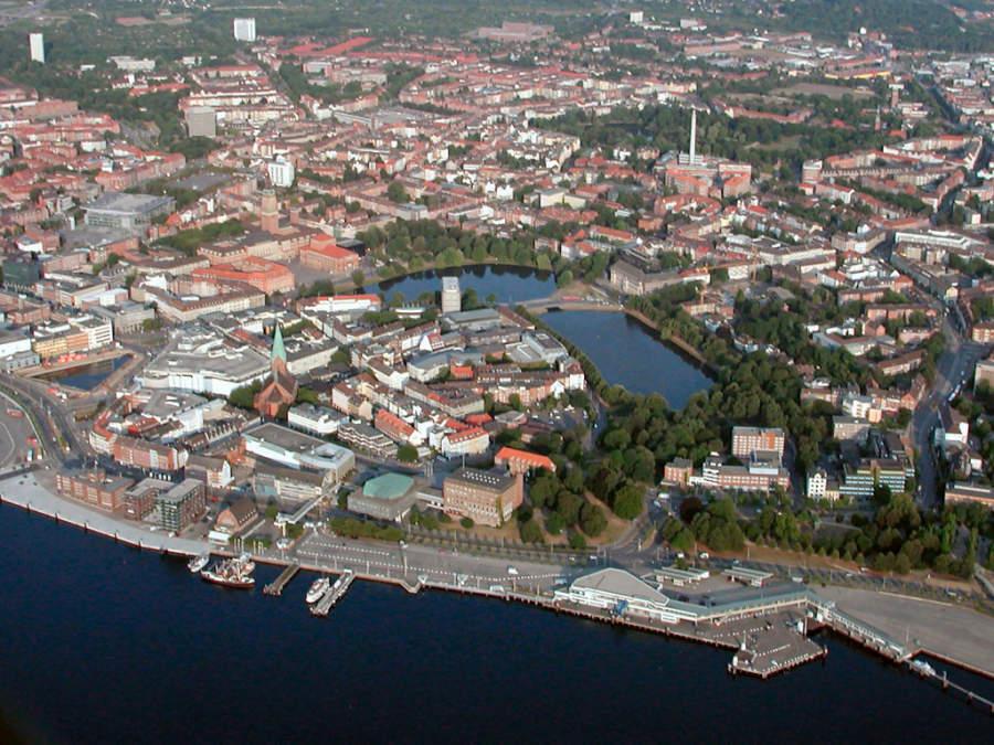 Kiel, Schleswig-Holstein, Alemania