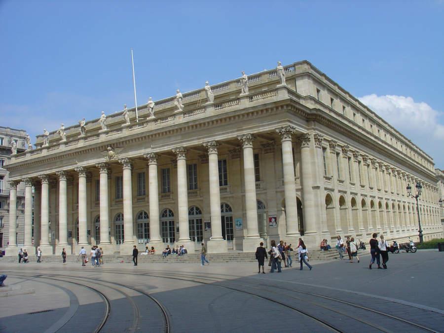 Le Grand Théatre, teatro de ópera