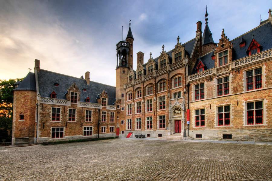 Gruuthuse Museum, museo en Brujas