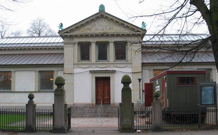 Den Hirschsprungske Samling, museo de arte de Copenhague