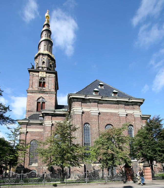 Iglesia Vor Frelsers Kirke