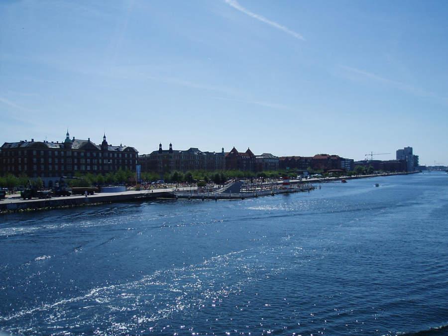 Bryggen, distrito de Copenhague