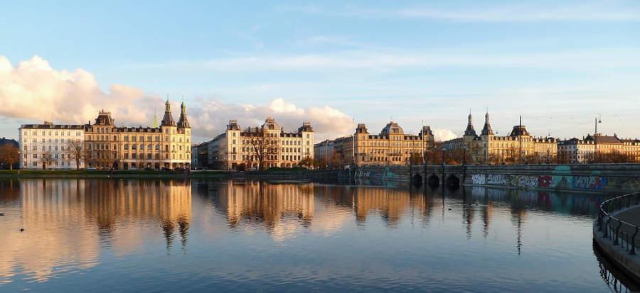Lago de Copenhague