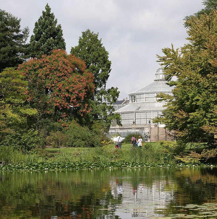 Jardín botánico de Københavns Universitet