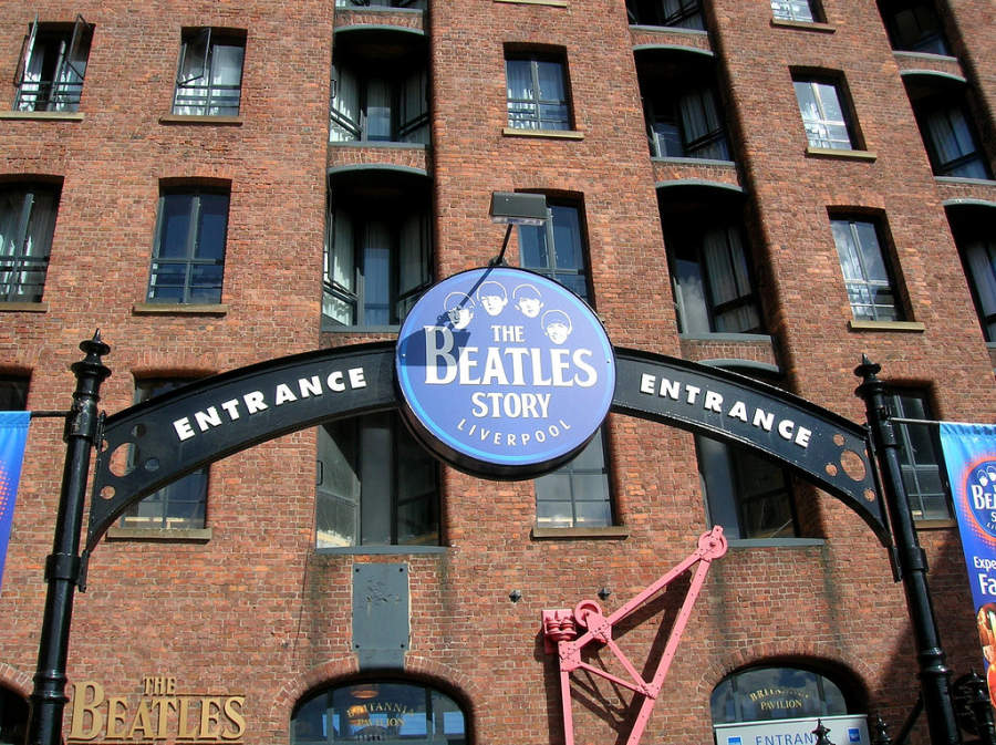 Museo en Liverpool, The Beatles Story