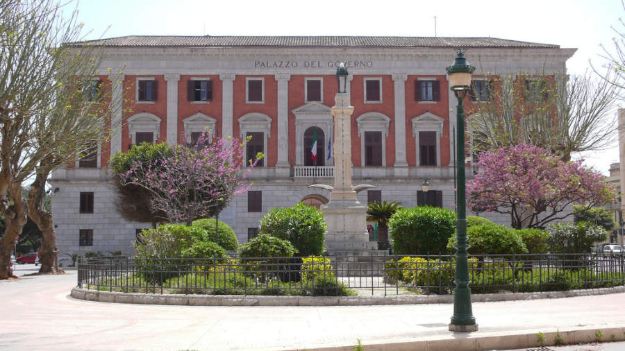 Palazzo del Governo en Trapani