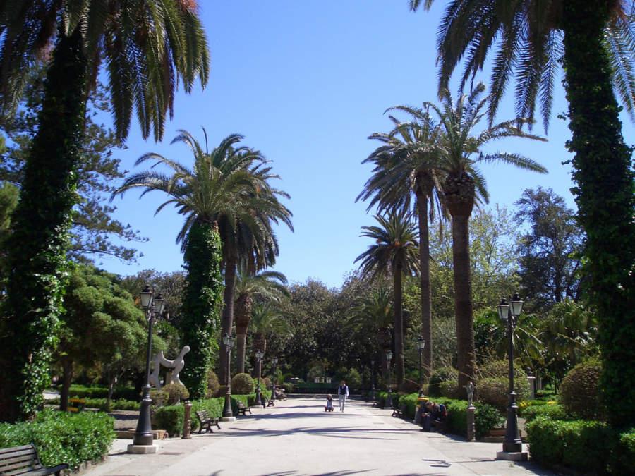Parque en Trapani
