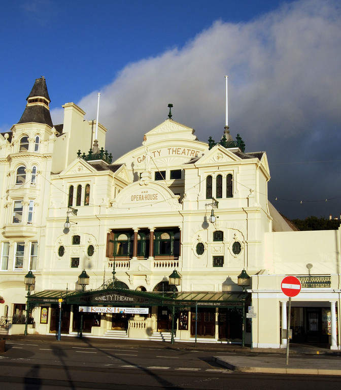 Gaiety Theatre and Opera House