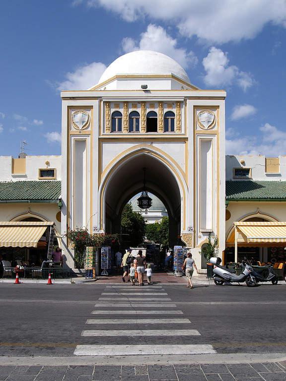 Nuevo Mercado en Rodas