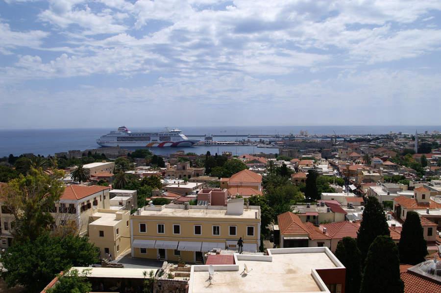 Rodas, Egeo Meridional, Grecia