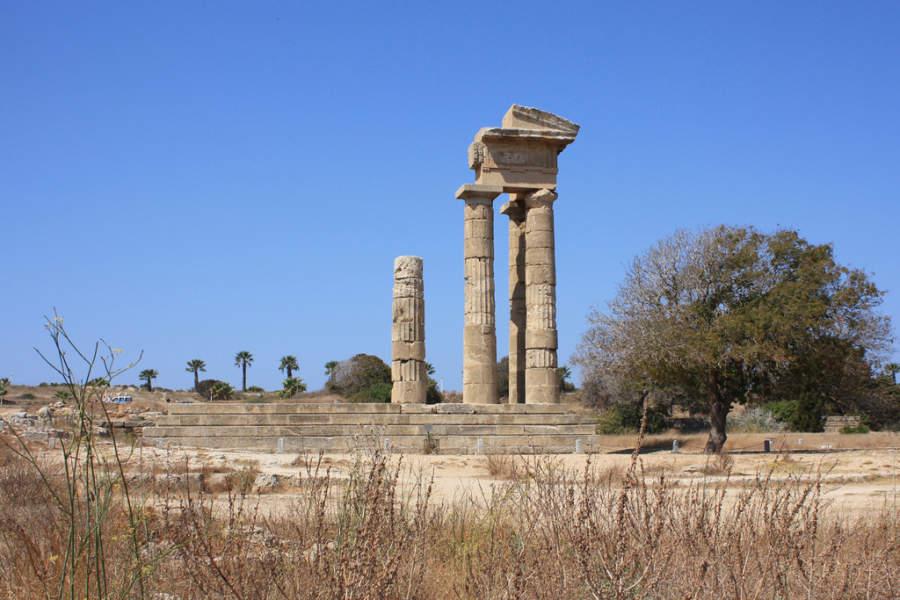 Acrópolis de Rodas