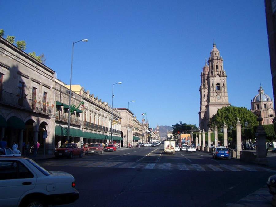 Centro histórico de Morelia, Patrimonio Cultural de la Humanidad