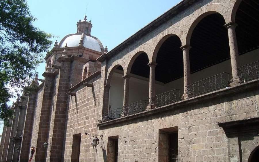 Templo de las Rosas, primer conservatorio de música de América