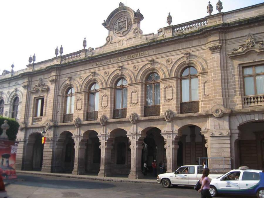 Museo del Poder Judicial de Michoacán