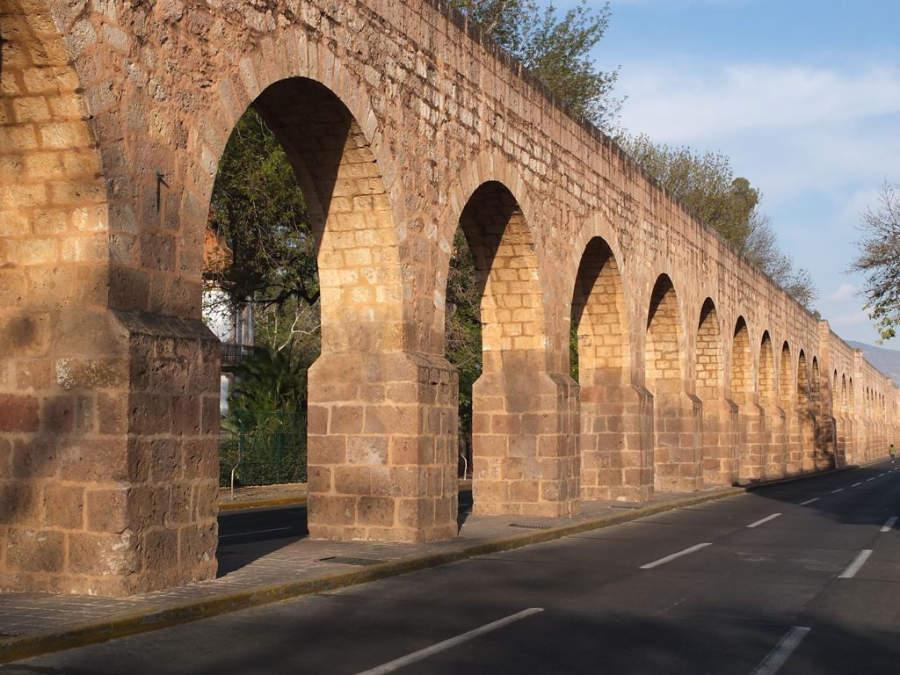 Acueducto, símbolo de Morelia