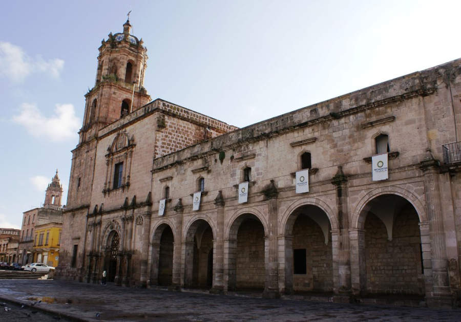 Casa de las Artesanías de Michoacán