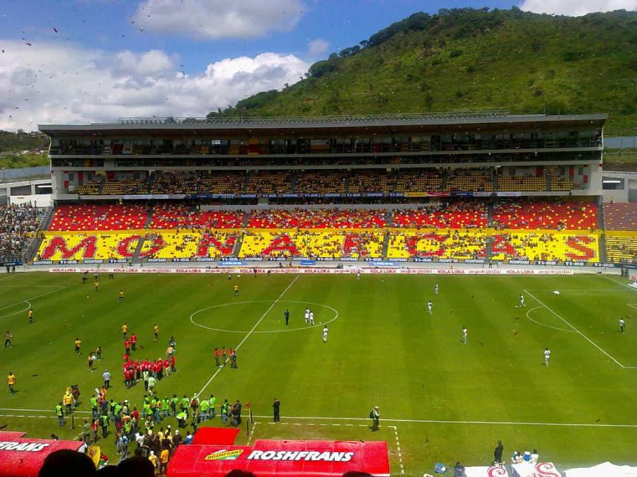 Estadio Morelos