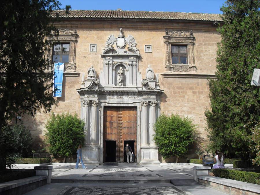 Antiguo Real Hospital de San Juan de Dios en Morelia
