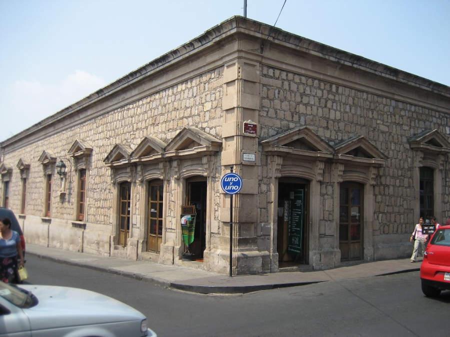 Casa natal de José María Morelos y Pavón