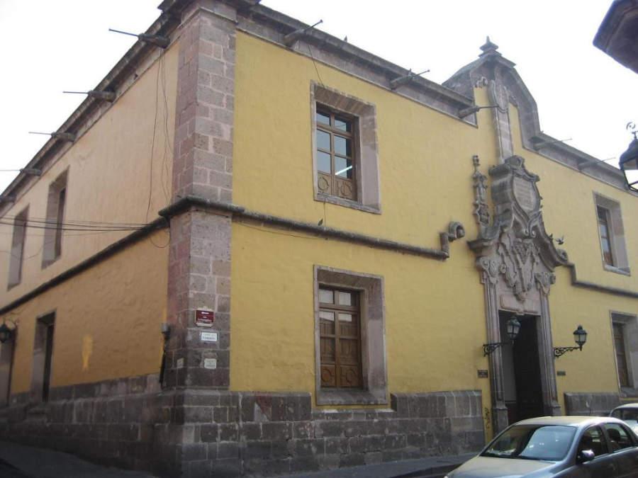 Antigua Alhóndiga en Morelia