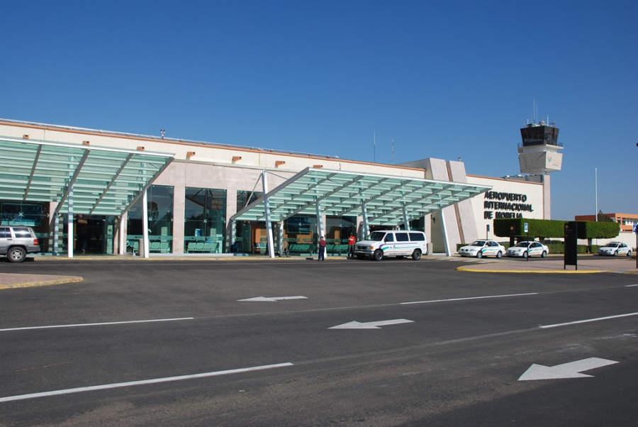 Aeropuerto Internacional de la ciudad de Morelia