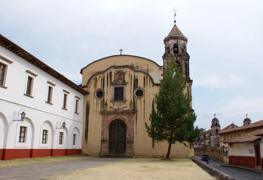 Antiguo Templo de la Compañía de Jesús en Morelia