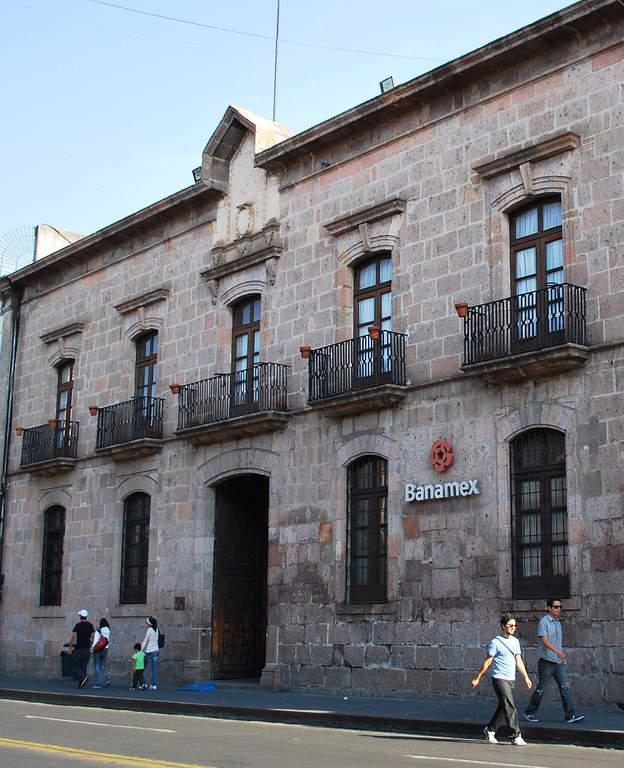 Antigua Casa del Diezmo