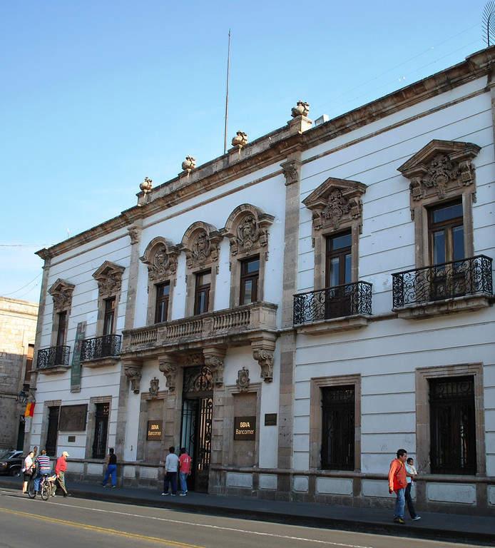 Casa de la Conspiración en Morelia