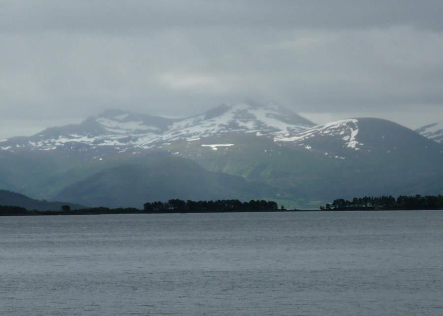 Molde es parte de la región de Romsdal