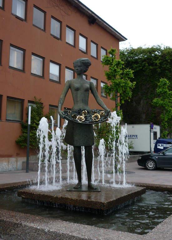 Molde, ciudad conocida por su festival anual de jazz de verano