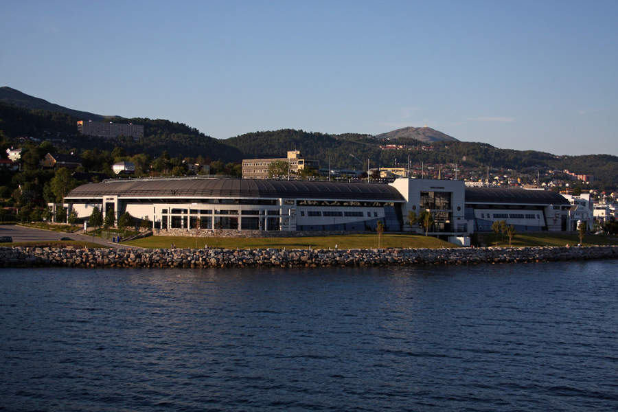 Aker stadion, estadio de futbol en Molde