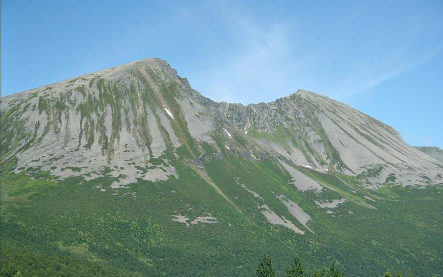 Montaña en Molde