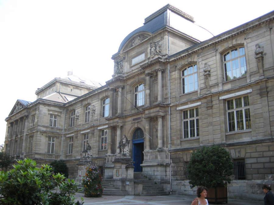 Musée des Beaux-Arts (Museo de Bellas Artes)