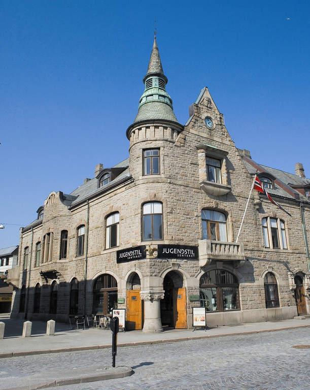 Centro de artes Art Nouveau Jugendstilsenteret en Ålesund