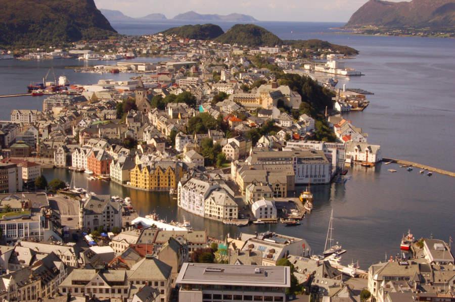 Ålesund, Møre og Romsdal, Noruega