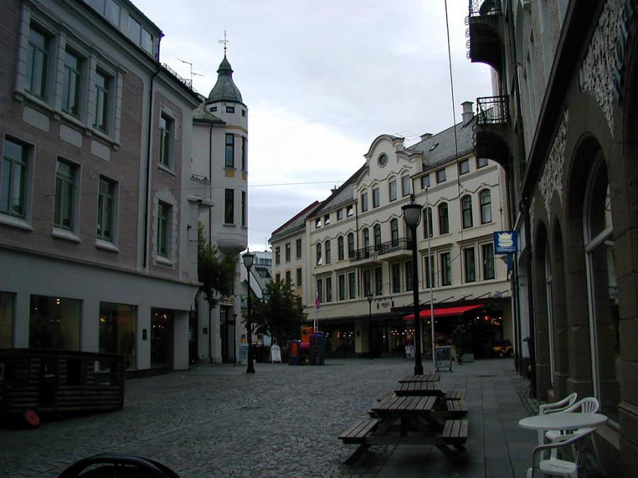 Calle de Ålesund