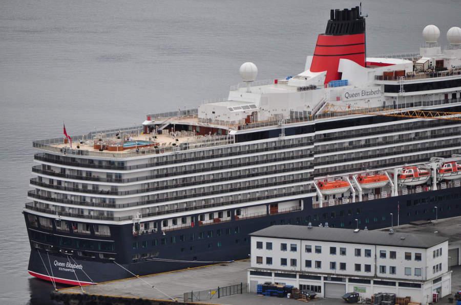 Crucero en Ålesund