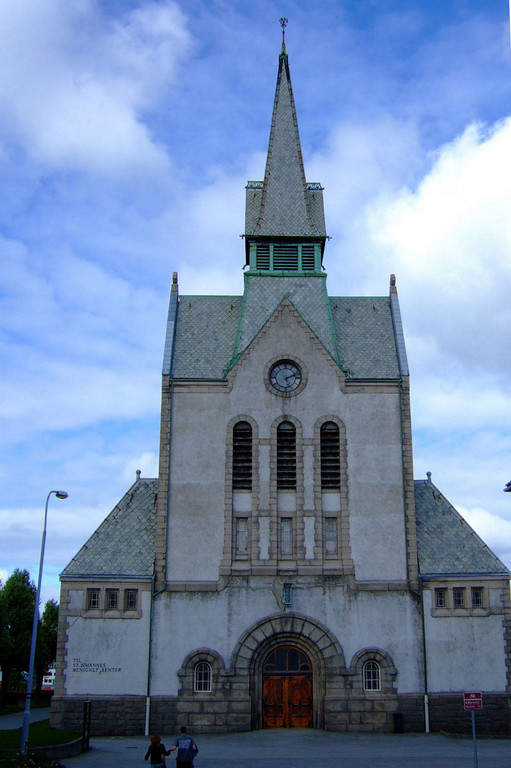St Johannes Kirke en Stavanger