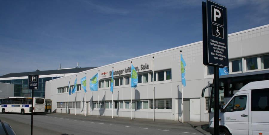 Stavanger lufthavn, Sola
