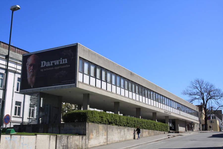Stavanger Museum en la zona antigua de Stavanger
