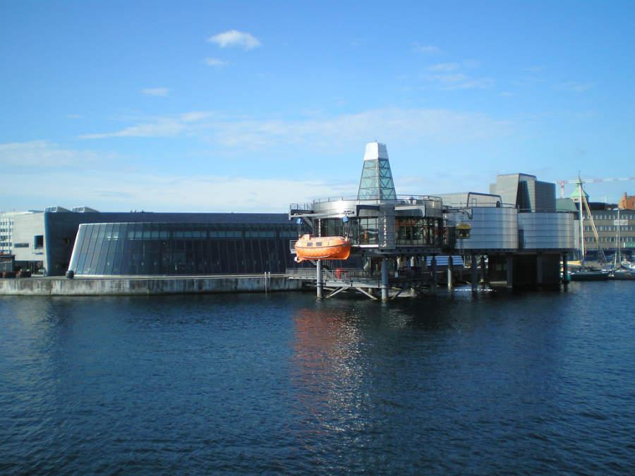 Norsk Oljemuseum, museo noruego del petróleo