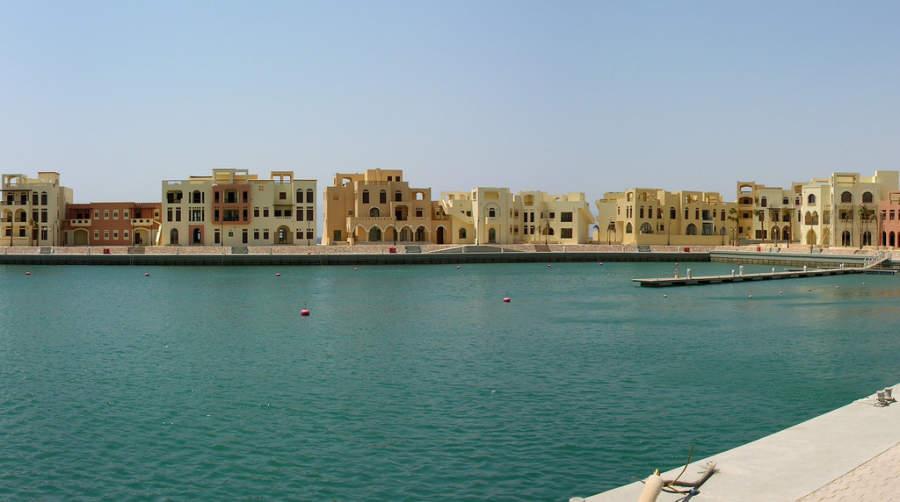 Bahía Tala en Aqaba
